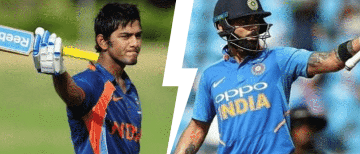 When Two Most Exciting Under 19 Cricketers Impressed the World Cricket